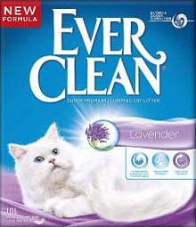 Ever Clean Lavender Kattesand 10 L