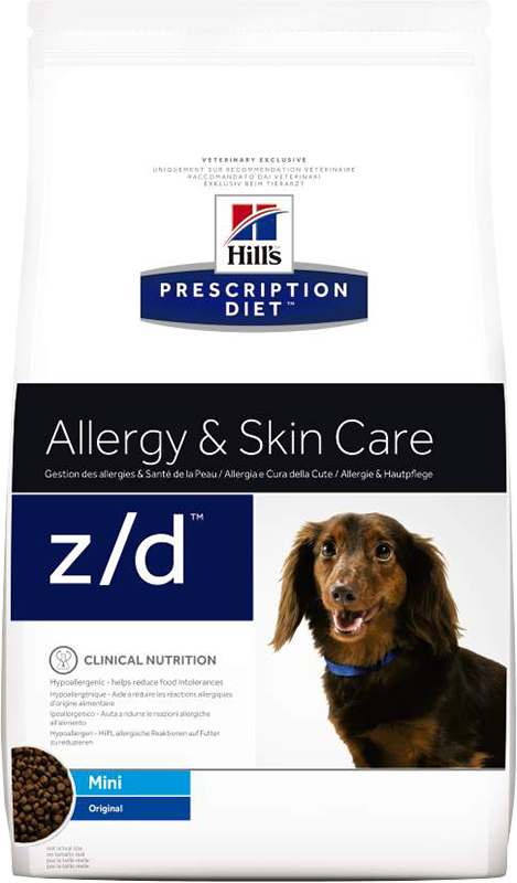 Hill's Prescription Diet Canine z/d Mini 6 kg