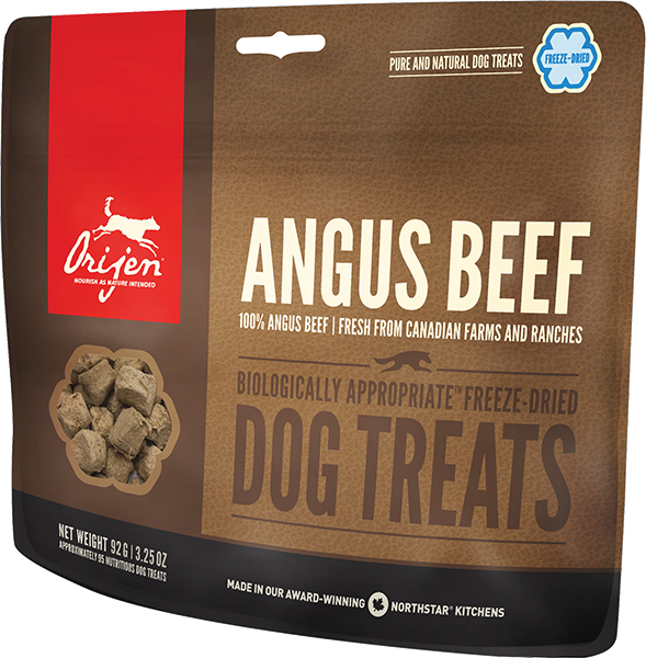 Orijen Dog Treats Angus Beef 42,5g