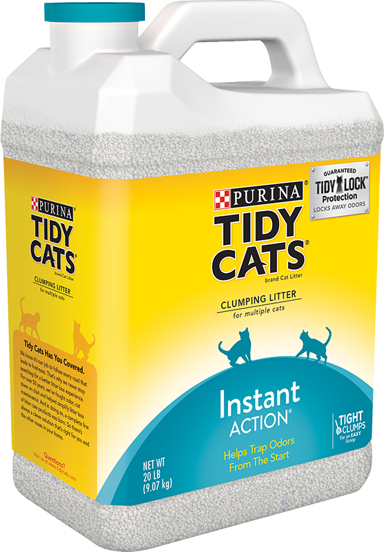 Tidy Cats Instant Action Kattesand 9 kg