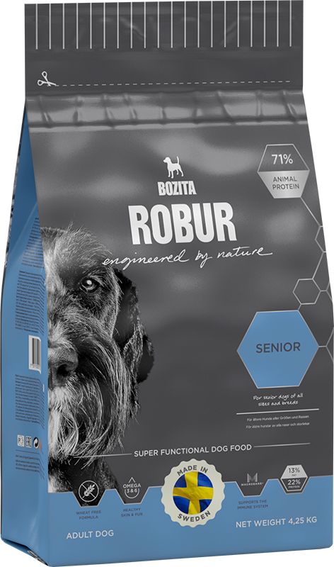 Bozita Robur Dog Senior 11 kg