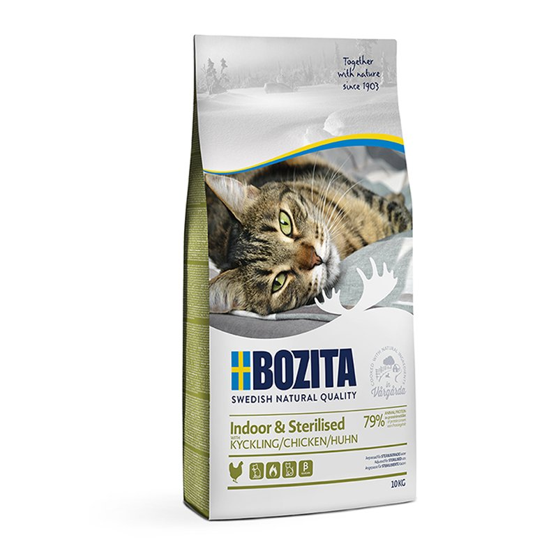 Bozita Cat Indoor & Sterilised Chicken