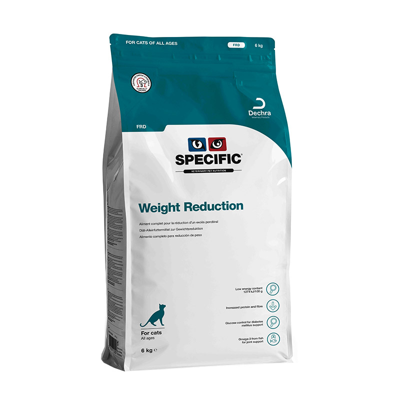 Specific Cat Weight Reduction FRD