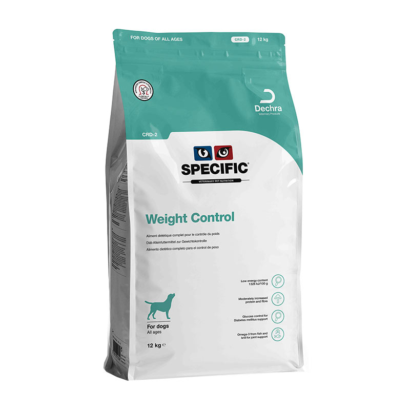 Specific Dog Weight Control CRD-2 12 kg
