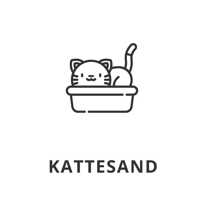 kattesand